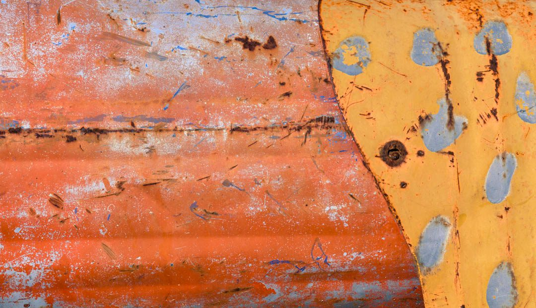 Rust and Fences
